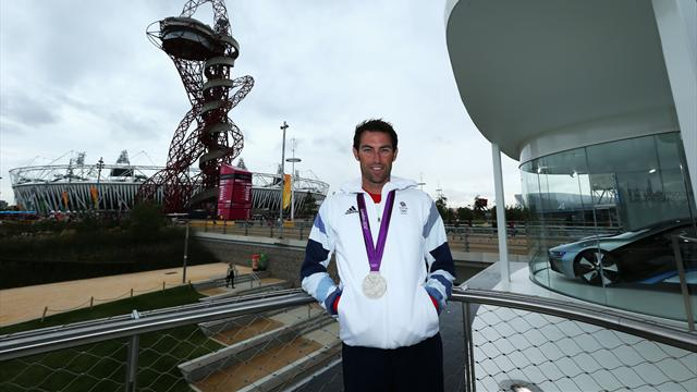 Olympic silver medallist Hunter overwhelmed by British public
