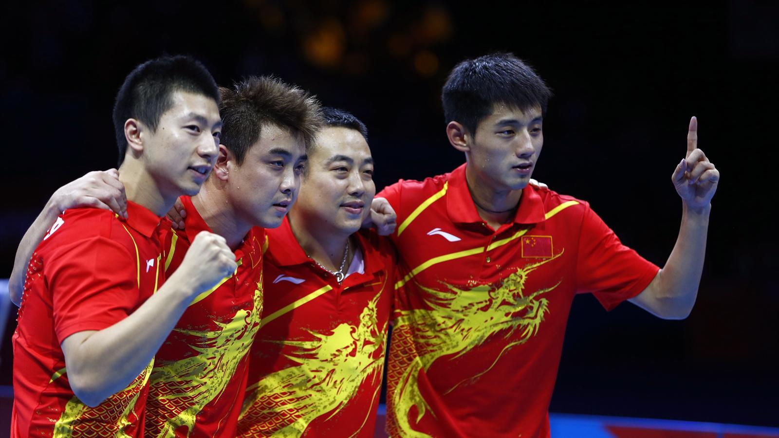 China Put Liu Guoliang Kong Linghui In Charge Of Table Tennis