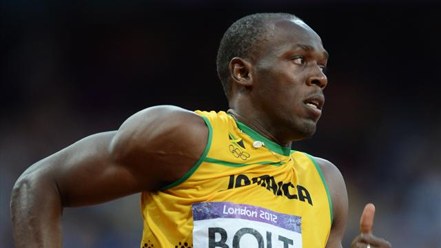 Bolt and Blake ease into Olympic 200m final, Malcolm misses out