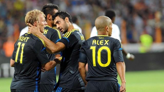Fenerbahçe'nin rakipleri belli oldu