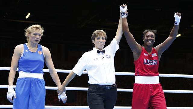 American Shields wins Olympic middleweight gold