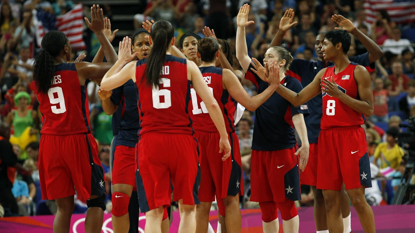 US women to meet France - Olympic Games 2012 - Basketball ...