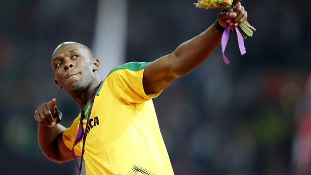 Bolt: No respect for Carl Lewis over drug slurs