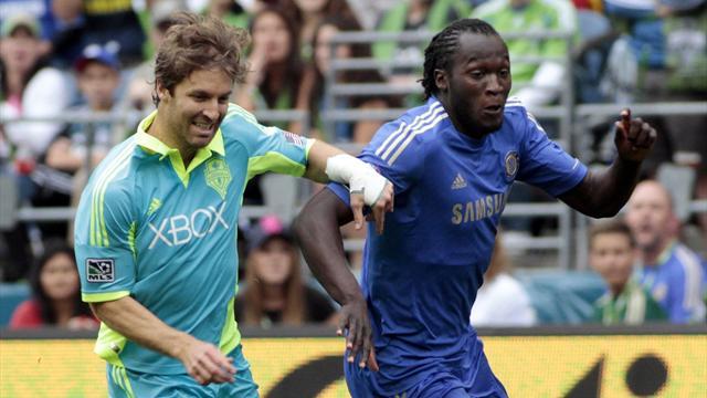 Lukaku signs loan deal at West Brom