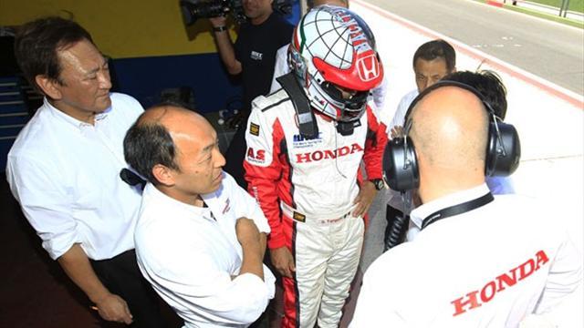 Q&A with Honda engine designer