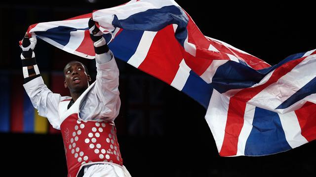 Muhammad wins Olympic taekwondo bronze