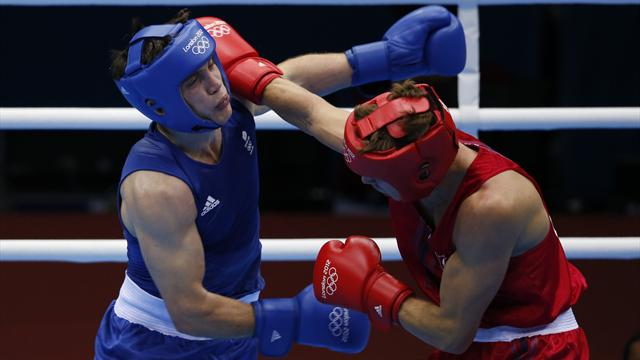 Three boxing golds on offer for Britain's men