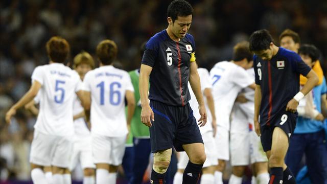 South Korea beat Japan to take Olympic football bronze