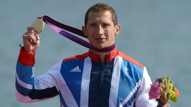 McKeever wins Olympic K1 200m gold, bronze for Schofield and Heath