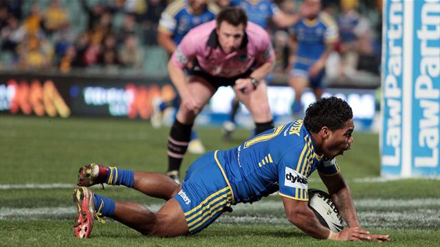 Eels too good for inept Roosters