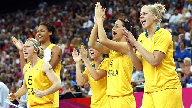 Australia beat Russia to win Olympic bronze