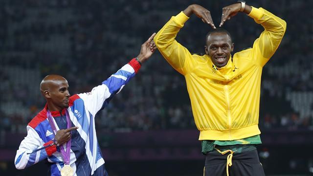 Bolt agrees to Farah showdown