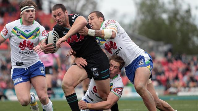 Raiders beat Penrith, Furner impressed