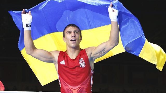Lomachenko wins Olympic lightweight gold