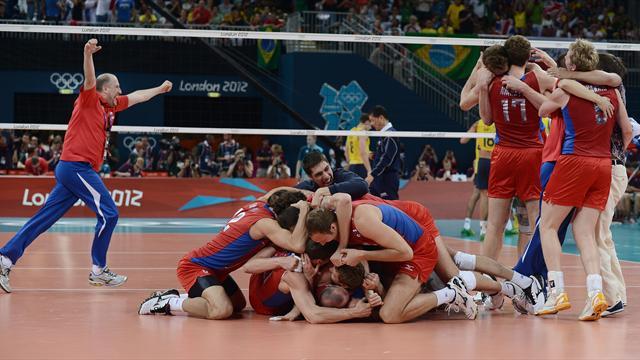 Бразильский волейболист потребовал отнять мужскую сборную РФ золотаОИ