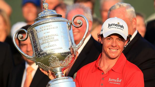 McIlroy clinches Nike deal worth over £150m