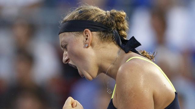 Kvitova se estrena en 2012 al vencer la Rogers Cup