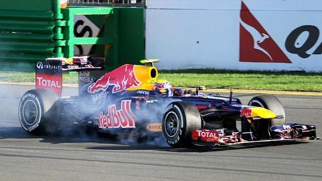 Red Bull lastik üreticisine yüklendi