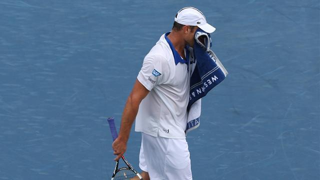 Roddick out of Cincinnati Masters