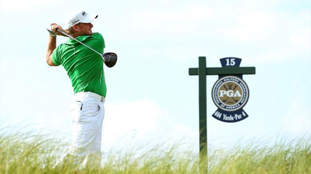 Donaldson considers US PGA Tour in 2013