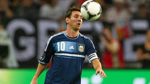 L'Argentine s'offre l'Allemagne