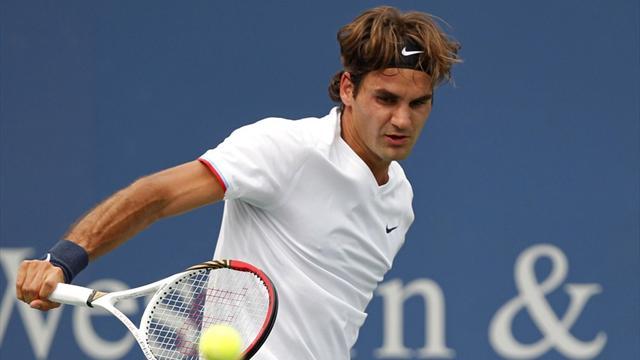Federer and Djokovic to meet in Cincinnati final