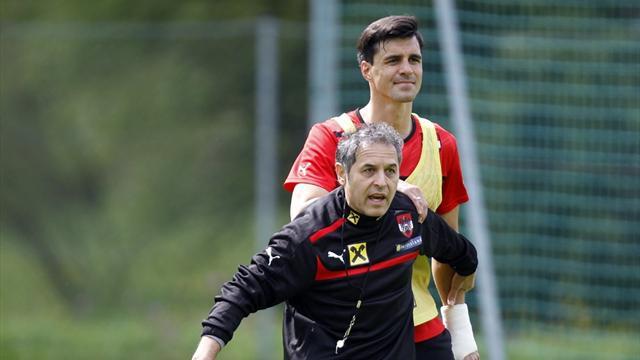 Scharner's hotel exit could end Austria career