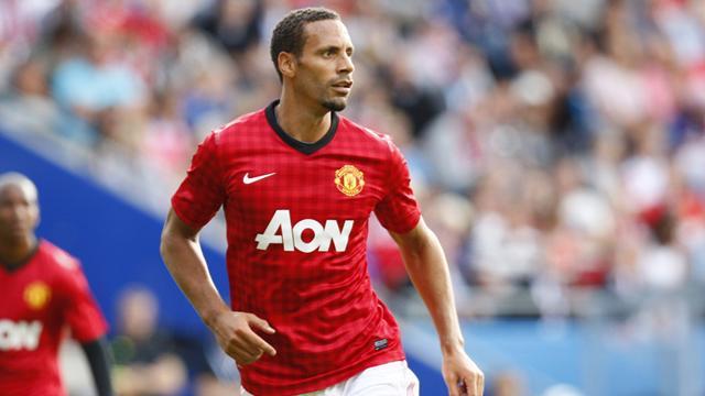 Ferdinand fined £45,000 for 'choc ice' tweet