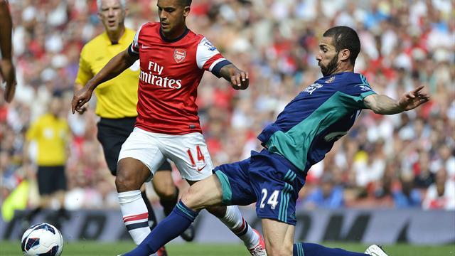 Arsenal draw blank against Sunderland