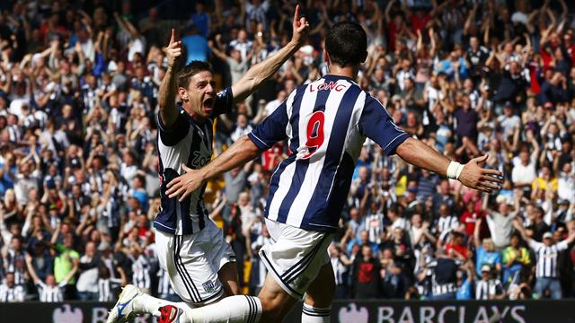 West Brom trounce 10-man Liverpool