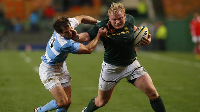 South Africa overpower Pumas