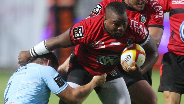 Toulon fight out win over Perpignan