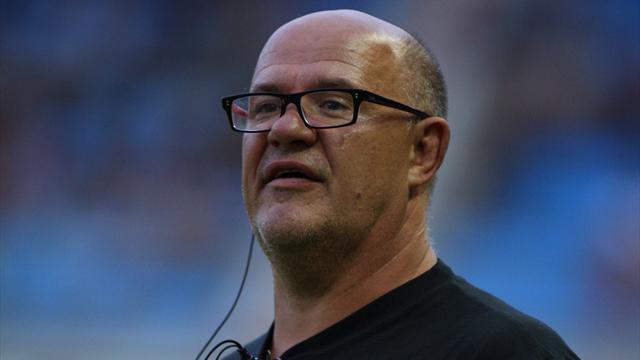 """Delpoux: """"Si c'est ça le rugby...c'est inquiétant"""""""