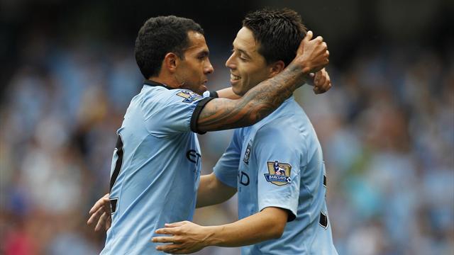 Manchester City remercie Nasri