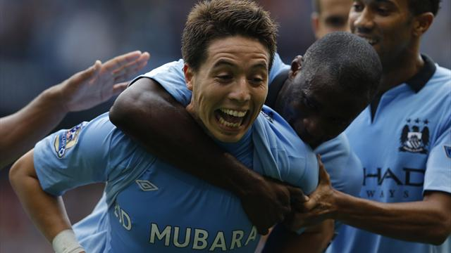 Nasri winner sees Manchester City beat Southampton