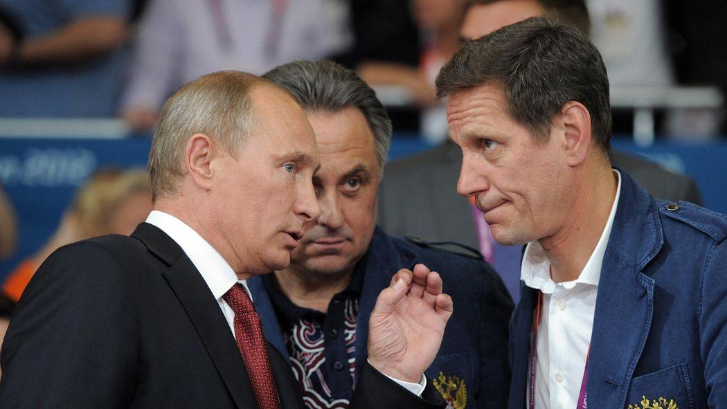 La reprimenda de Putin - Premier League Rusia 2010 - Fútbol ...