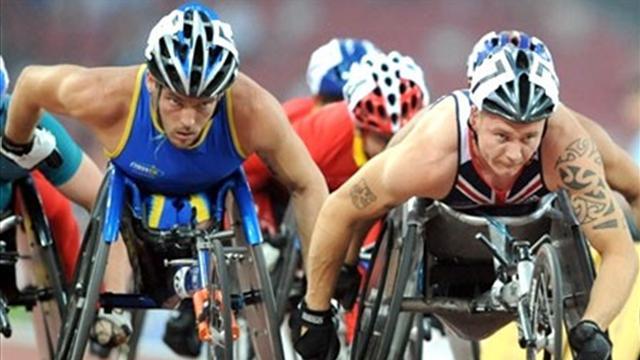 Paralimpik Oyunları başlıyor