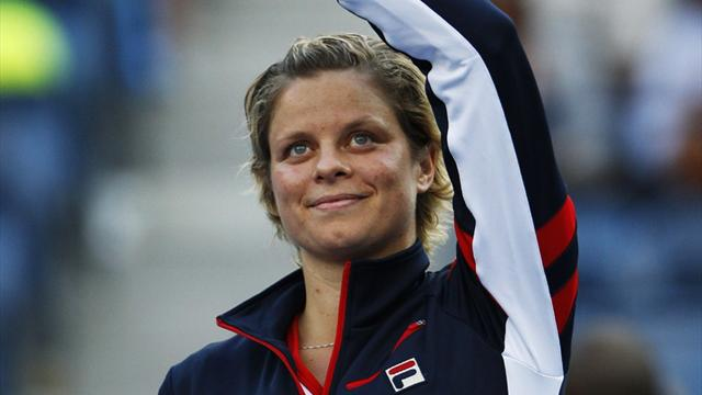 Champion Clijsters' shock return a very welcome one