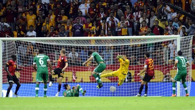 Galatasaray-Bursaspor / ÖZET