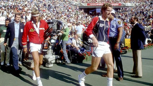 Borg-McEnroe 1980 : Une finale au scénario renversant à plus d'un titre