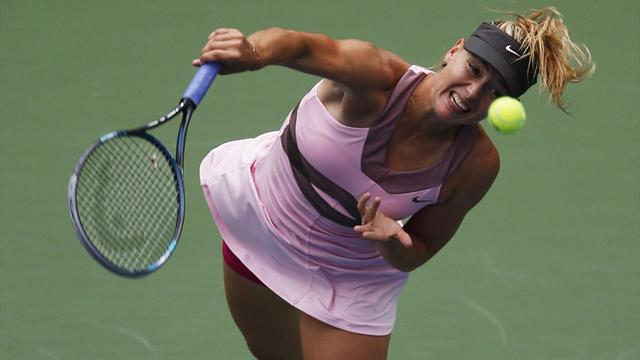 Sharapova a soif de revanche