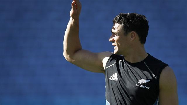 Carter in NZ squad for Argentina, SA