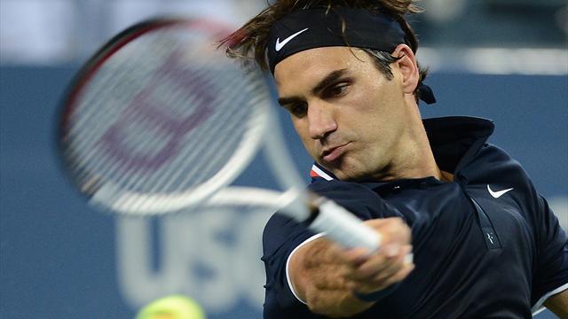 Federer, le coup d'arrêt