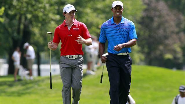 McIlroy: I don't intimidate Tiger