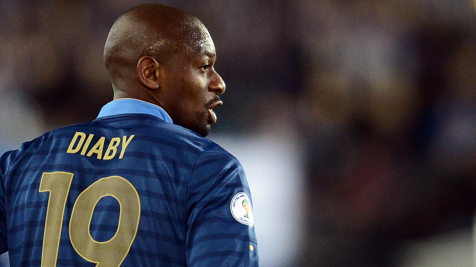 Diaby has 16 caps for France