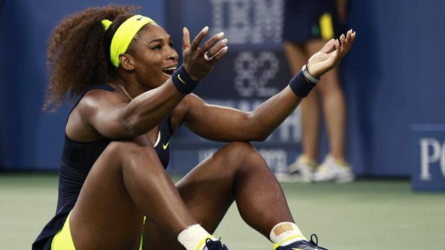 Serena a tout fait