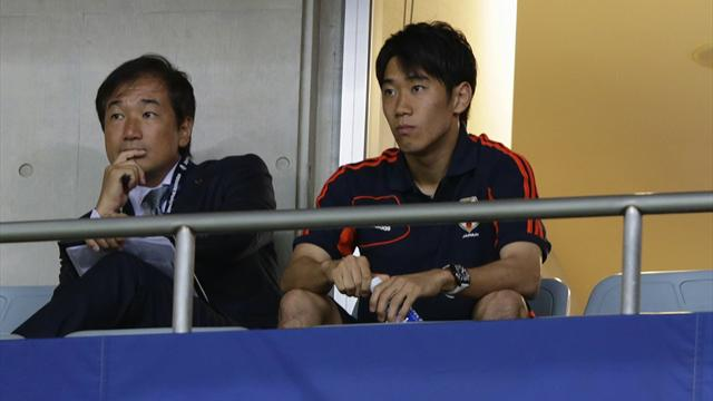 Japan beat Iraq after Kagawa scare