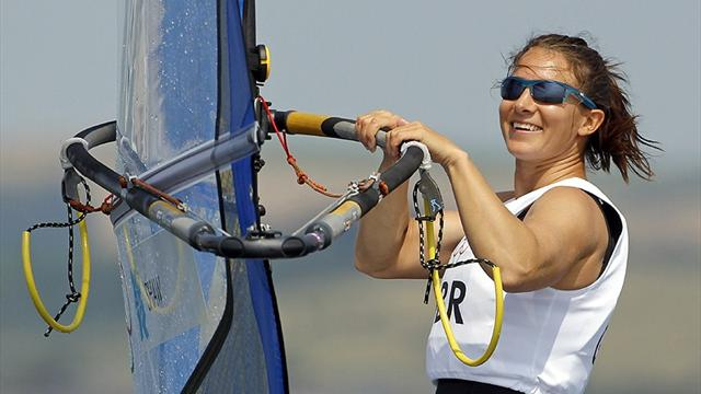 Olympic reprieve for windsurfing welcomed