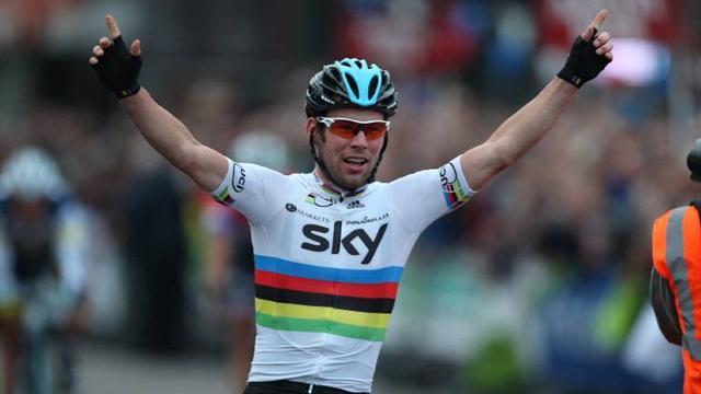 Mark Cavendish es el nuevo líder de la Vuelta a Gran Bretaña
