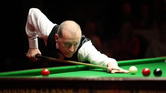 Davis to face Thorburn at World Seniors